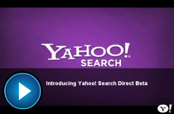 Yahoo search direct.